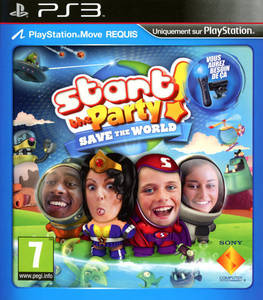 START THE PARTY!: SAVE THE WORLD! [PRE-OWNED]