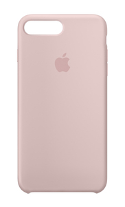 Apple Silicone Case Pink Sand for iPhone 8 Plus/7 Plus