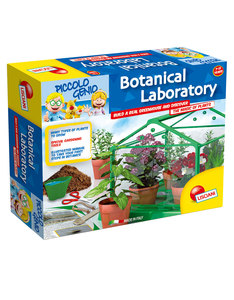 I'm Genius: Botanical Laboratory