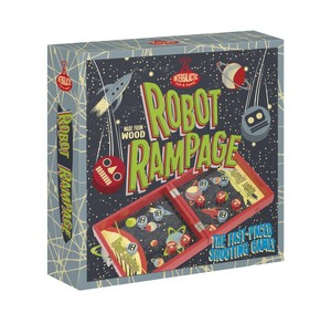 Professor Puzzle Intergalactic Fun & Games Collection Robot Rampage