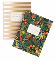 Rifle Paper Co Jungle Pocket Notebooks [Set of 2]