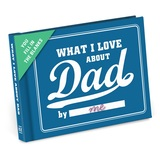 Knock Knock Love About Dad Journal Notebook