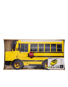 Werkhaus Cd-Box School Bus
