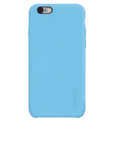 Cygnett Flex360 Silicone Wrap Snap On Case Blue Iphone 6/6S