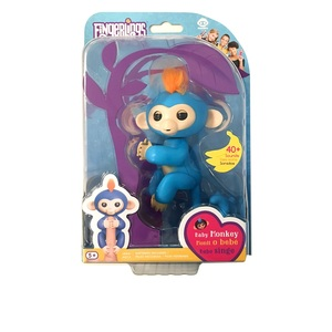 Fingerlings Monkey Botis Blue
