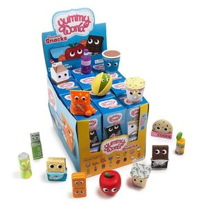 Kidrobot Yummy World Gourmet Snacks Vinyl Mini Series Blind Box [Includes 1]