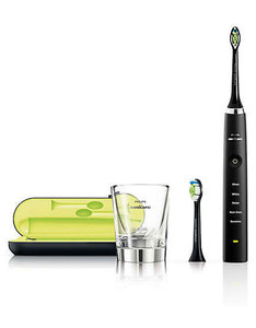 PHILIPS Sonicare DiamondClean Black Edition Sonic Electric Toothbrush
