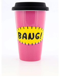 Rosanna Bang Commuter Mug