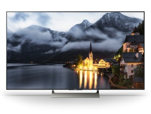 "Sony KD-75X9000E 74.5"" 4K Ultra HD Smart LED TV"