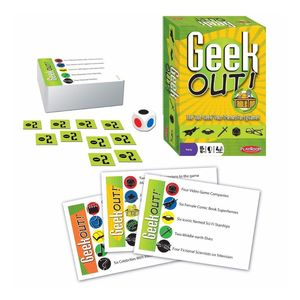 Geek Out Tabletop Limited Edition Boardgame