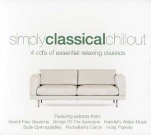 SIMPLY CLASSICAL CHILLOUT / VARIOUS (UK)