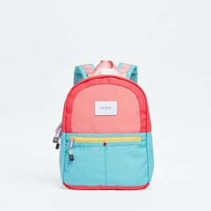 State Bags Mini Kane Pink/Mint Backpack