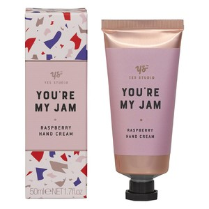 Yes Studio Hand Cream Raspberry 50ml