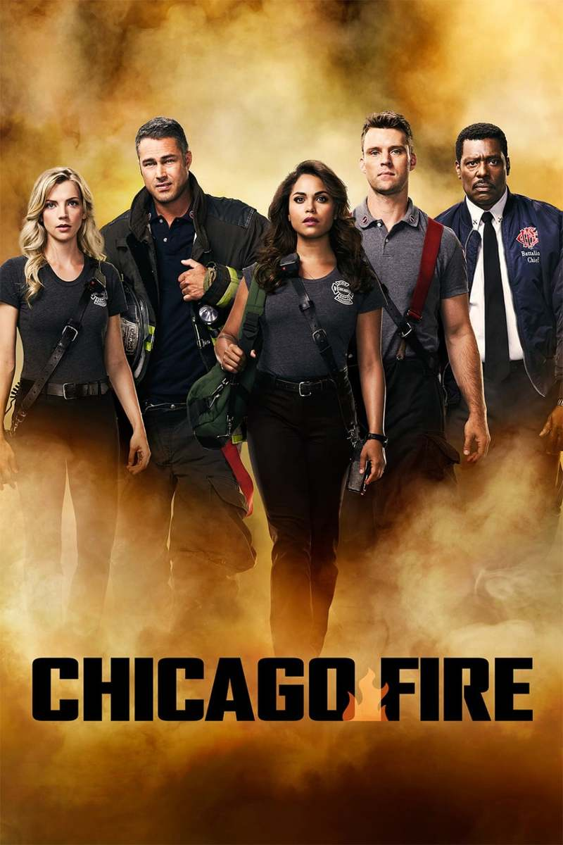 Chicago Fire Season 1 5 30 Disc Set Tv Series Film Tv