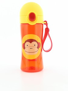 Skip Hop Zoo Sport Kids Water Bottle Monkey 410ml