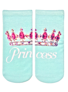 Living Royal Princess Women's Ankle Socks