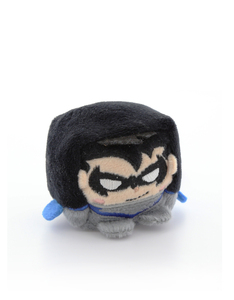 Kawaii Cubes Nightwing Plush 2 inches