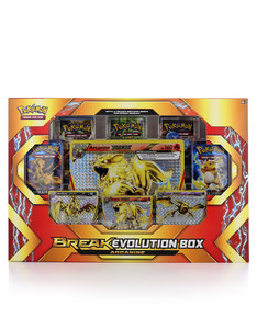 Pokemon TCG Break Evolution Arcanine Box
