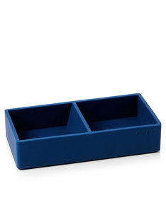 Poppin Inc Softie This & That Tray Navy