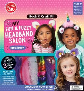 Fuzzy Headband Salon