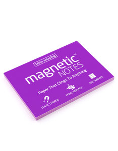 Magnetic Notes Violet M