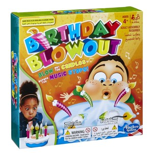 Hasbro Birthday Blowout