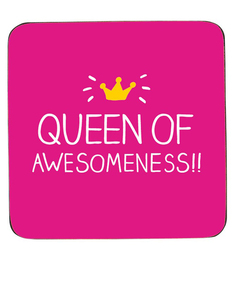 Happy Jackson Coaster Queen Of Awesomeness