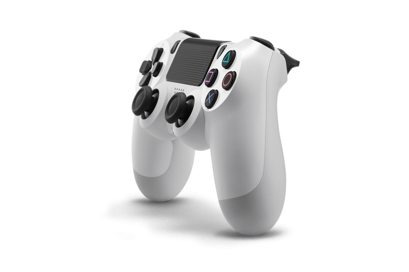 Sony Dualshock 4 White Controller PS4