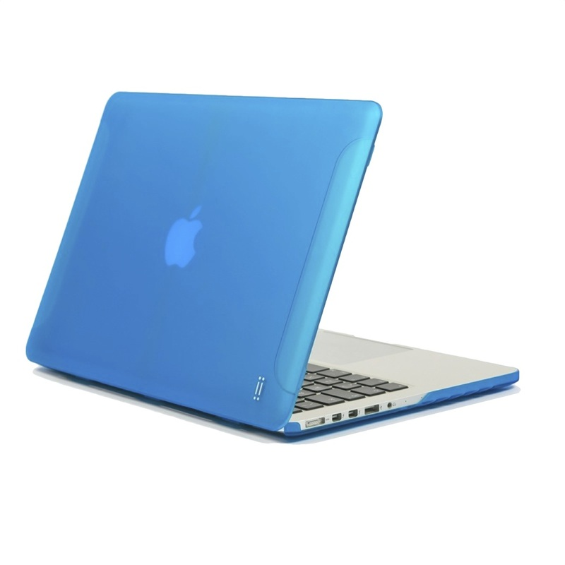 Aiino Case Matte Blue Macbook Pro Retina 13