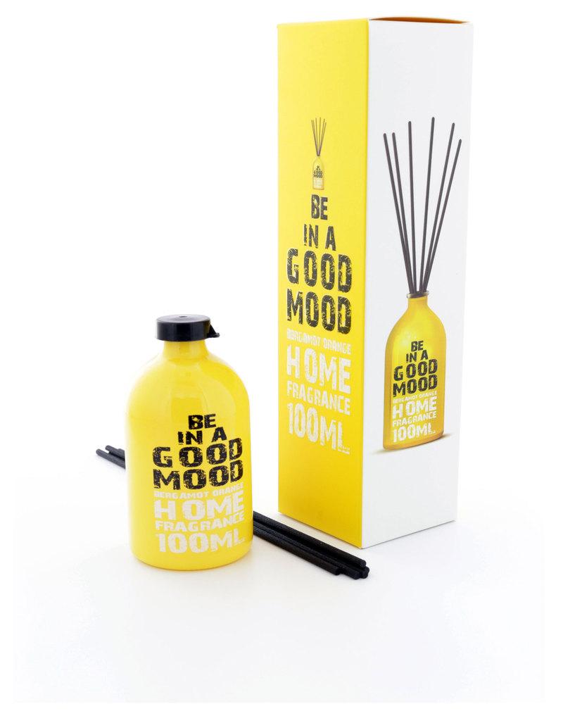 big reed good mood bergamot yellow ml  candles  fragrances  - big reed good mood bergamot yellow ml