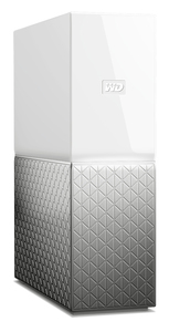 WESTERN DIGITAL MY CLOUD HOME 4TB ETHERNET LAN GREY PERSONAL CLOUD STORAGE DEVICE