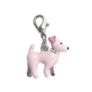 Bombay Duck Chihuahua Dog Charm
