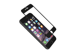 Cygnett 9H Screen Protector W/Silicone Boarder Clear/Black Iphone 6 Plus
