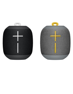 Ultimate Ears WONDERBOOM Wireless Portable Speaker [2 Pack]