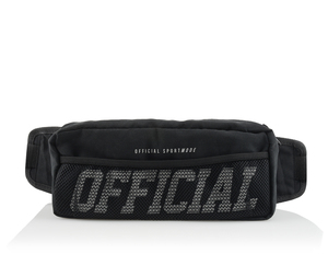Official Melrose Shoulder/Hip Bag Black