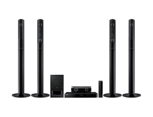 Samsung 5.1 Ch Smart 3D Blu-ray Home Theatre System J5550WK