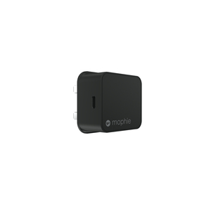 Mophie USB-C 18W Wall Adapter Black