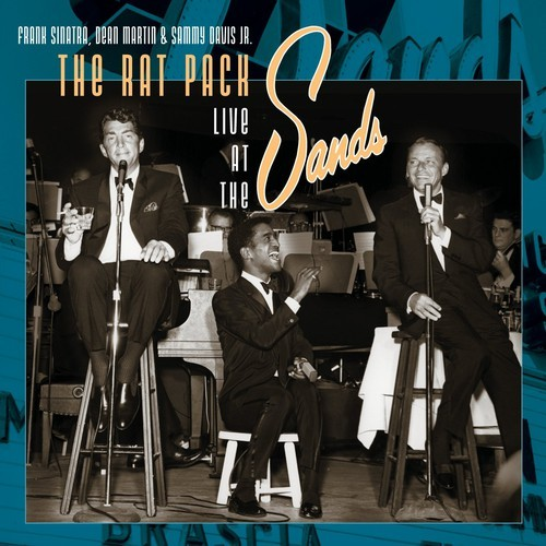 RAT PACK: LIVE AT THE SANDS / VARIOUS