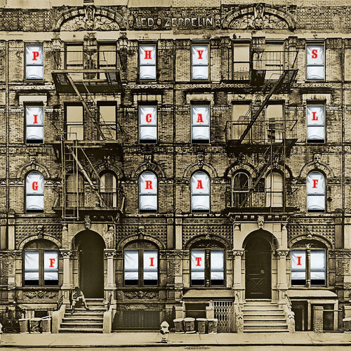 PHYSICAL GRAFFITI (OGV) (RMST)