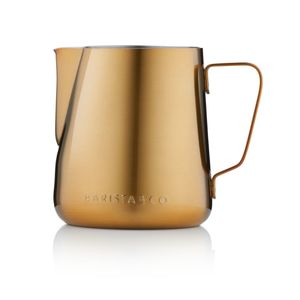 Barista & Co Core Milk Jug Gold 420ml