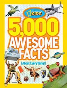 5 000 Awesome Facts