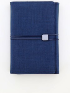 Kaco Alio Dark Blue Business Folder