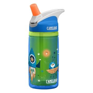 Camelbak Eddy Kids Insulated 400ml Blue Rockets Bottle