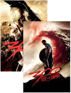 300 + 300: Rise of an Empire [2 Disc Set]