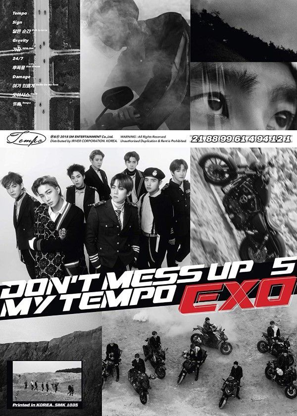 Vol.5 Don't Mess Up My Tempo