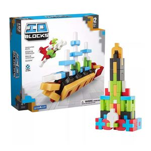 Guidecraft IO Blocks Set [192 Pieces]