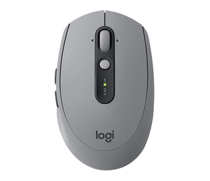 Logitech M590 Wireless Mouse Grey Multi-Device