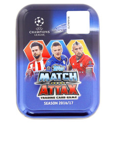 Topps Champions League 17 Trading Card Mini-Tin