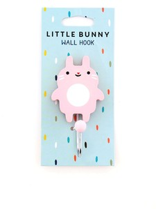 Petit Monkey Hook Little Bunny Pink