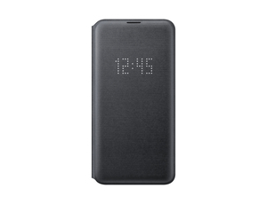 Samsung B0 LED View Cover Black for Galaxy S10E